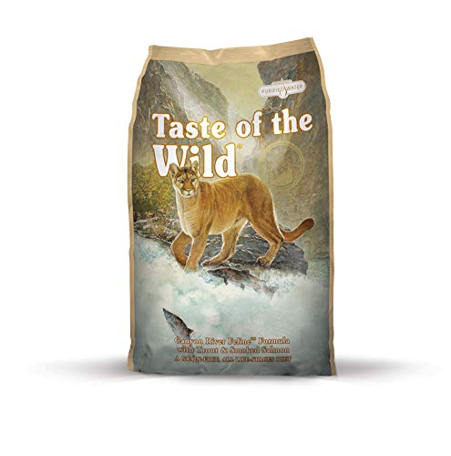 Taste of the Wild Canyon River Feline Trucha Grain Free