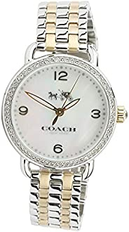 Coach Casual Watch For Women 14502484, Quartz, Analog