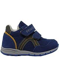 Primigi - 2414044 A Blu Scarpe Bambino Sneakers Bimbo Primi Passi 4fb4450d689