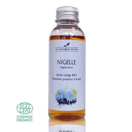 NIGELLE - Huile végétale BIO - 50mL