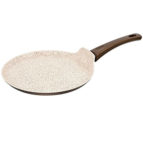 Genius Cerafit Granit Crêpes–Frying Pans