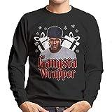 Photo de Coto7 Gangsta Wrapper 50 Cent Christmas Men's Sweatshirt par Coto7