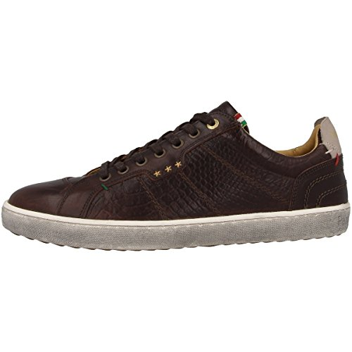 Pantofola d'Oro Canaverse Cocodrillo Uomo Low After Dark 10163049IQU, Turnschuhe after dark (10163049.IQU)