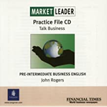 """Market Leader, Low-Intermediate Practice File Audio CD: Business English with the """"Financial Times"""""""