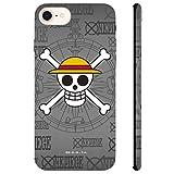 ABYstyle - One Piece - Coque de téléphone - Luffy tête de Mort (pour iPhone 6, iPhone 6S, iPhone 7 et iPhone 8)