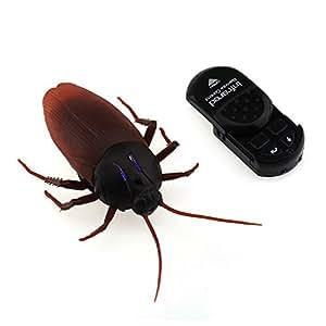 Tipmant RC Scarafaggio Insetto Bug Auto di Telecomando Veicolo Electric Roach Giocattolo Animale Regalo dei Bambini