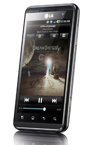 Foto Optimus 3D P920 Android Smartphone (Nero)