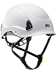 Petzl Helme Alveo Best - Casco de escalada, color (Weiß), talla 53-63