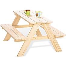 Pinolino Kindersitzgruppe Holz