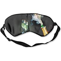 Eye Mask Eyeshade Beer Glasses Sleep Mask Blindfold Eyepatch Adjustable Head Strap E5 preisvergleich bei billige-tabletten.eu