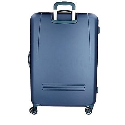 Movom Circus 5429562 Juego de Maletas, 67 cm, 183 Litros, Azul