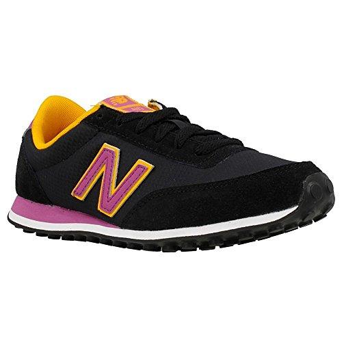 New Balance Wl410 B, Damen Sneakers Schwarz