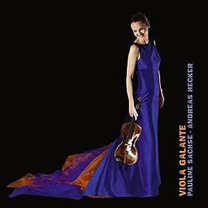 Viola galante (Werke für Viola und Cembalo)
