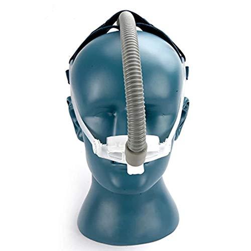 Amimilili Nasenkissen CPAP-Maske Schlafmaske Geeignet für Schlaf-Schnarch-Apnoe-Geräte