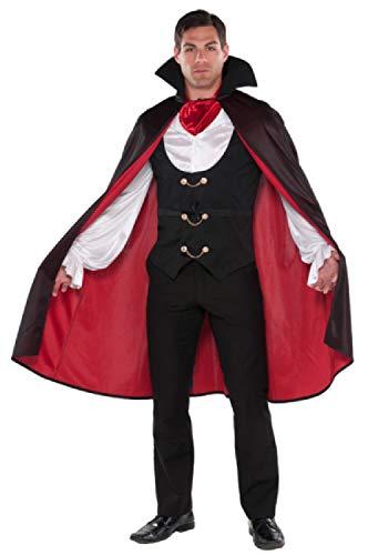Herren Kostüm Vampirblut Sucker gruselig Gruselig Halloween Kostüm Outfit M XL XL XL