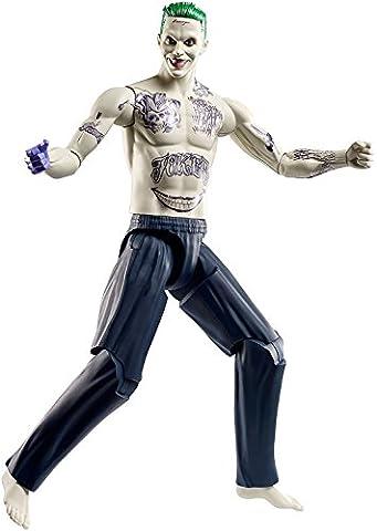 DC Comics Multiverse Toy - Suicide Squad Collectable - Joker 12 Inch Deluxe Action Figure - Batman