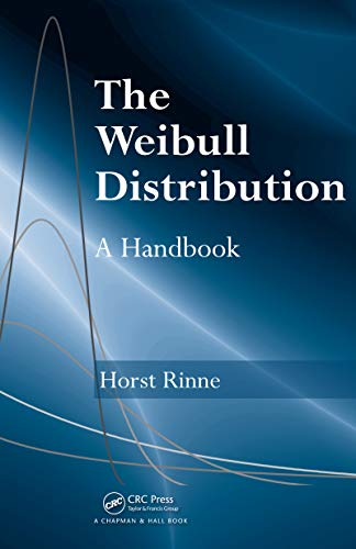 The Weibull Distribution: A Handbook (English Edition)