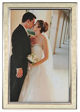 Goldbuch Crema 960054 Picture Frame 15 x 20 cm, Mother-of-Pearl Effect