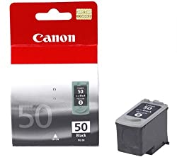 Canon Pg-50 High Yield Pg50 50 Black Ink Cartridge Pixma Ip2200 Mp150 Mp160 Mp170 Mp180 Mp450 Mp460