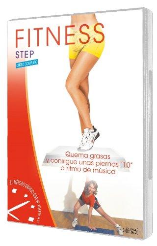 Fitness: Step, Curso Completo [DVD]