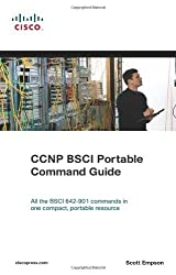 CCNP BSCI Portable Command Guide by Scott Empson (2007-05-20)