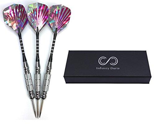 3-profi-steel-tip-dartpfeile-aus-chrom-verchromte-darts-24g-steel-tip-darts-hochwertiges-dart-set-in