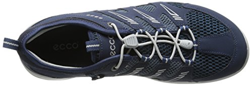 Ecco Terracruise, Chaussures de running homme Bleu (true Navy/true Navy/concrete58933)
