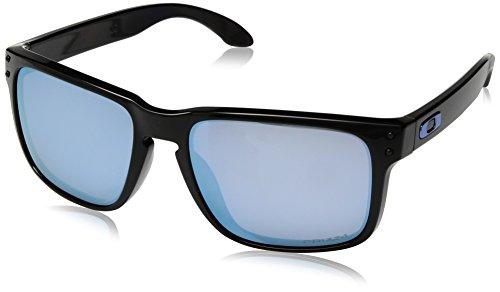 Oakley Herren Sonnenbrille Holbrook Schwarz (Negro) 57