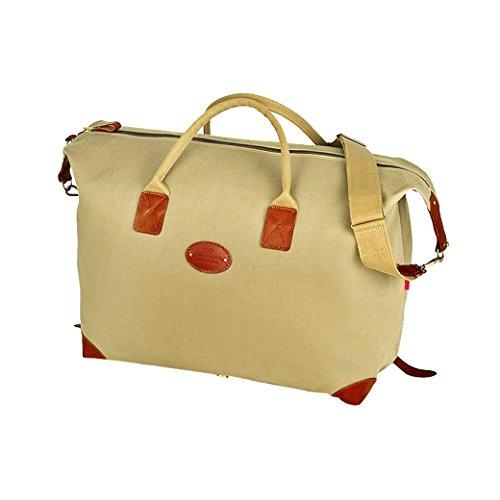 Chapman Bags Koffer, olivgrün (Grün) - NMD21-Olive Green- With Shoulder Strap Khaki