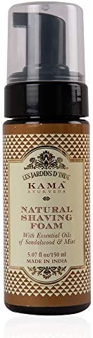 Kama Ayurveda Shaving Foam, 150ml