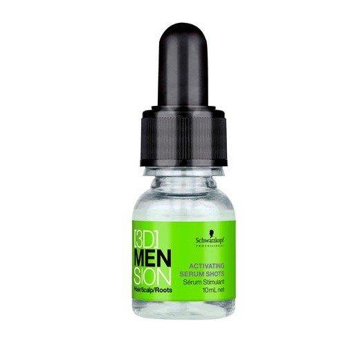 Schwarzkopf Professional Sérum Stimulant Hommes [3D]MENSION 100ml (7x10ml)