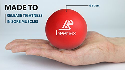 Beenax-Lacrosse-Spiky-Massage-Ball-Set-Perfect-for-Trigger-Point-Therapy-Myofascial-Release-Plantar-Fasciitis-Deep-Tissue-and-Muscle-Relief-Designed-to-Relieve-Stress-and-Relax-Tight-Muscles-Red