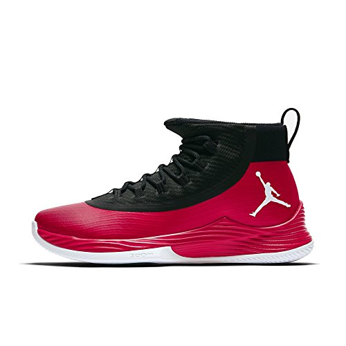 Nike Herren Jordan Ultra.Fly 2 Schwarz (Black/Clear Jade)