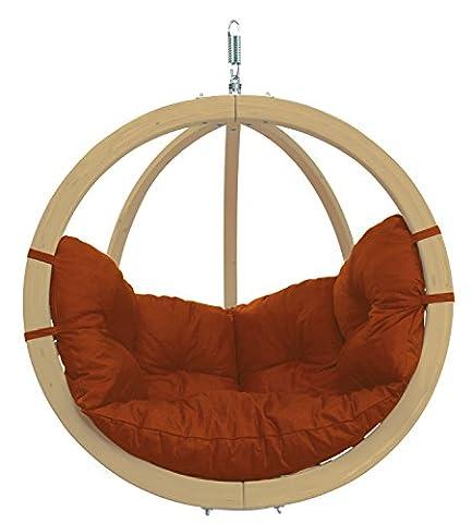 Amazonas Az-2030830nouvelle chaise Globo–Terracotta