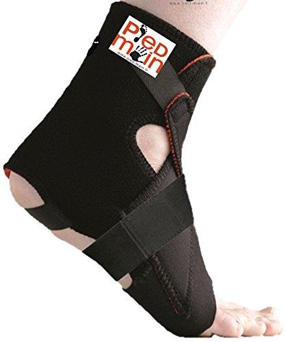 FSO CLASSIC pied main XL - chevillère stabilisatrice de pied - pointure 42-43 - stabilise le pied et la cheville