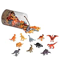 Battat Terra AN6003Z Mini Dinosaur Figures
