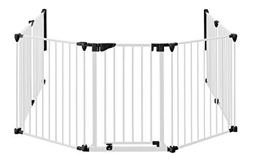 Modello'MARC': 190 cm - 430 cm, altezza 78 cm | protezione camino | 3W
