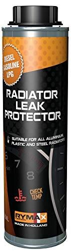 Rymax Kühlerdichtmittel & Zylinderkopfdichtung - Kühlwasseradditiv gegen Kühlwasserverlust | Versiegelt Leckagen und Risse und schützt dauerhaft das gesamte Kühlsystem | 250ml -