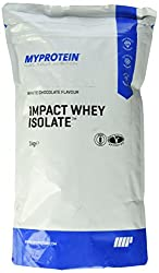 Myprotein Impact Whey Isolate Protein White Chocolate, 1er Pack 1 x 1000 g