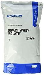 Myprotein Impact Whey Isolate Protein White Chocolate, 1000 g