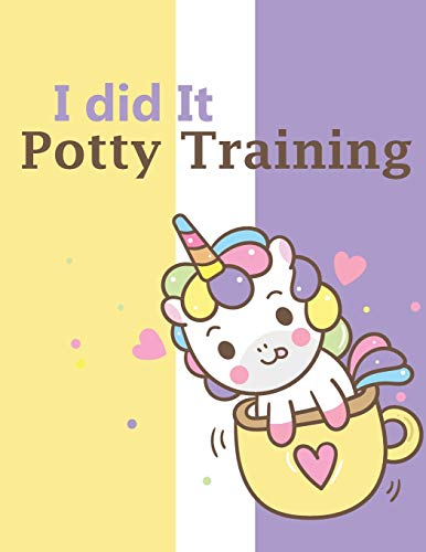 Potty Training I Did It: Potty Training Chart For Toilet Training Kids