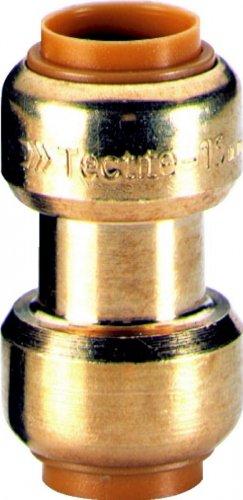 Muffe Snapshot–Tube Kupfer–14mm weiblich/weiblich–Comap Tektit