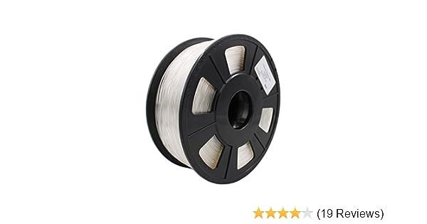 1.75 mm Dimensional Accuracy +//- 0.03 mm Black 1 kg Spool WEISTEK ACCCREATE PLA 3D Printer Filament