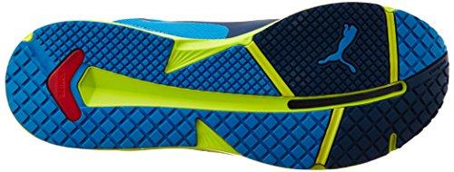 Puma  IGNITE XT, Chaussures de fitness hommes Bleu (Cloisonn/Poseidon/Sulphur Spring)