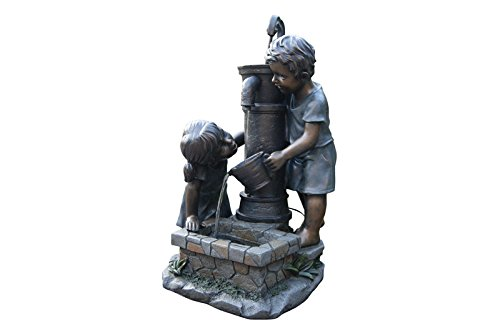 Ubbink Terrassenbrunnen Wasserspiel Atlanta