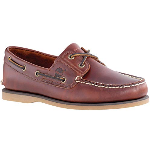 Timberland 2 Eye Classic Boat Sailing Shoes, Dimensione:45.5