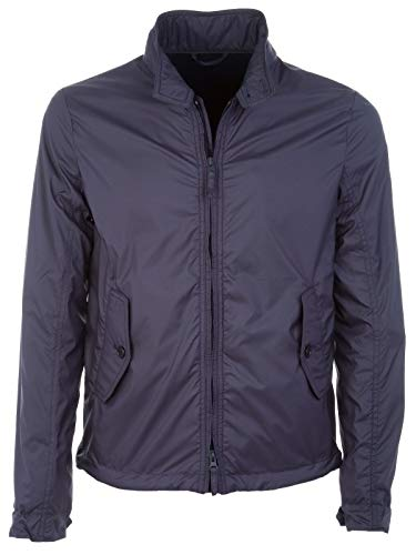 ASPESI Giacca Outerwear Uomo I623783797094 Poliestere Blu