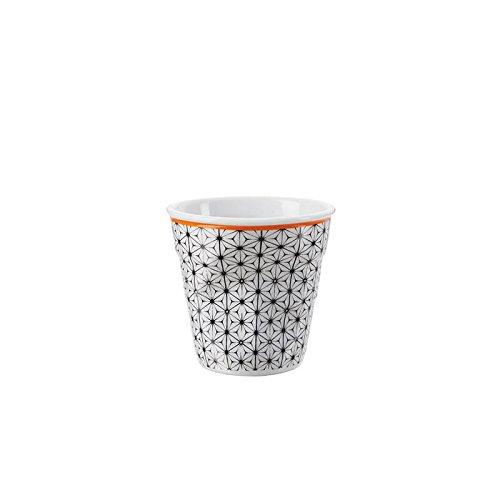 gobelet froisse espresso 8 cl revol fleur