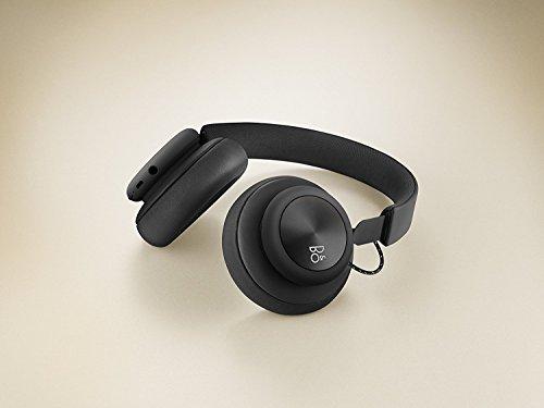 41H pJPJRLL - [Amazon.de] B&O PLAY BeoPlay H4 Over Ear Bluetooth Kopfhörer schwarz für 189€ statt 229€