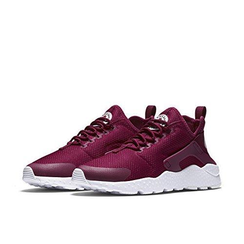 Nike Unisex-Erwachsene W Air Huarache Run Ultra Laufschuhe Rojo (Rojo (noble red/white))